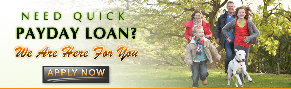 Apply For Quick Payday Loans